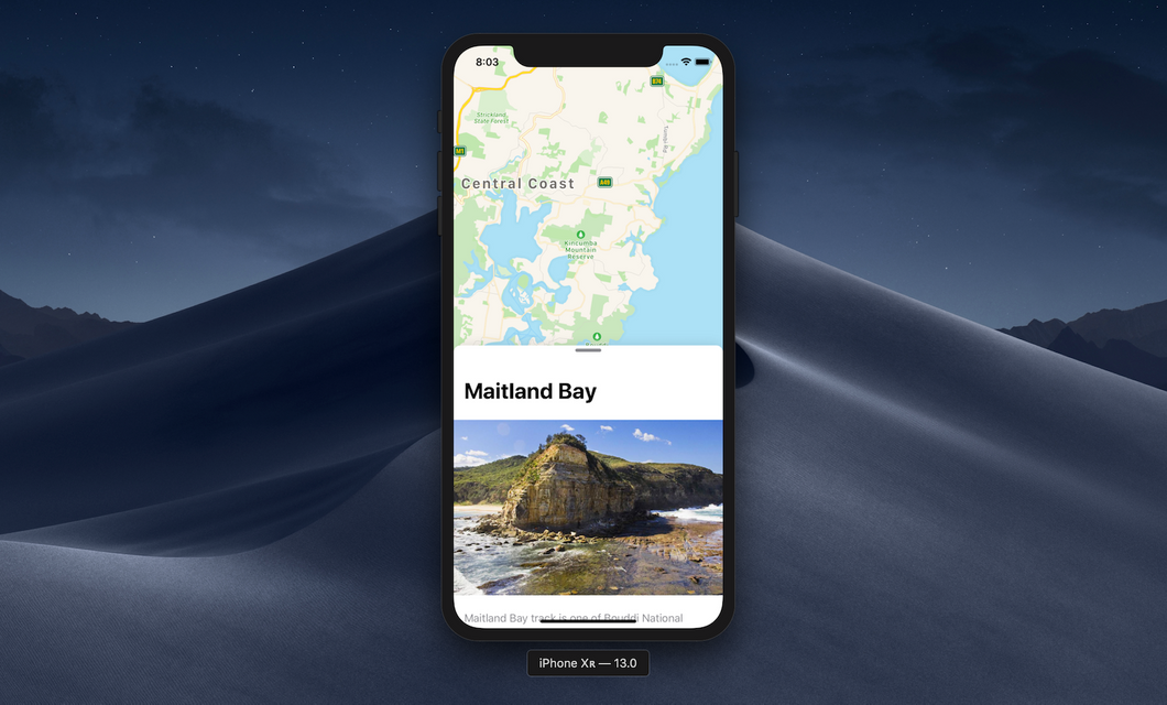 How to create a slide-over card using SwiftUI (like in Maps or Stocks) - mozzafiller